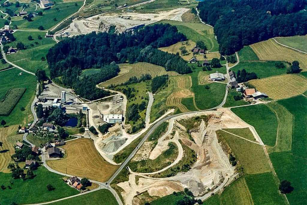 Ökologische Begleitung Abbaustandort Girendorf 9