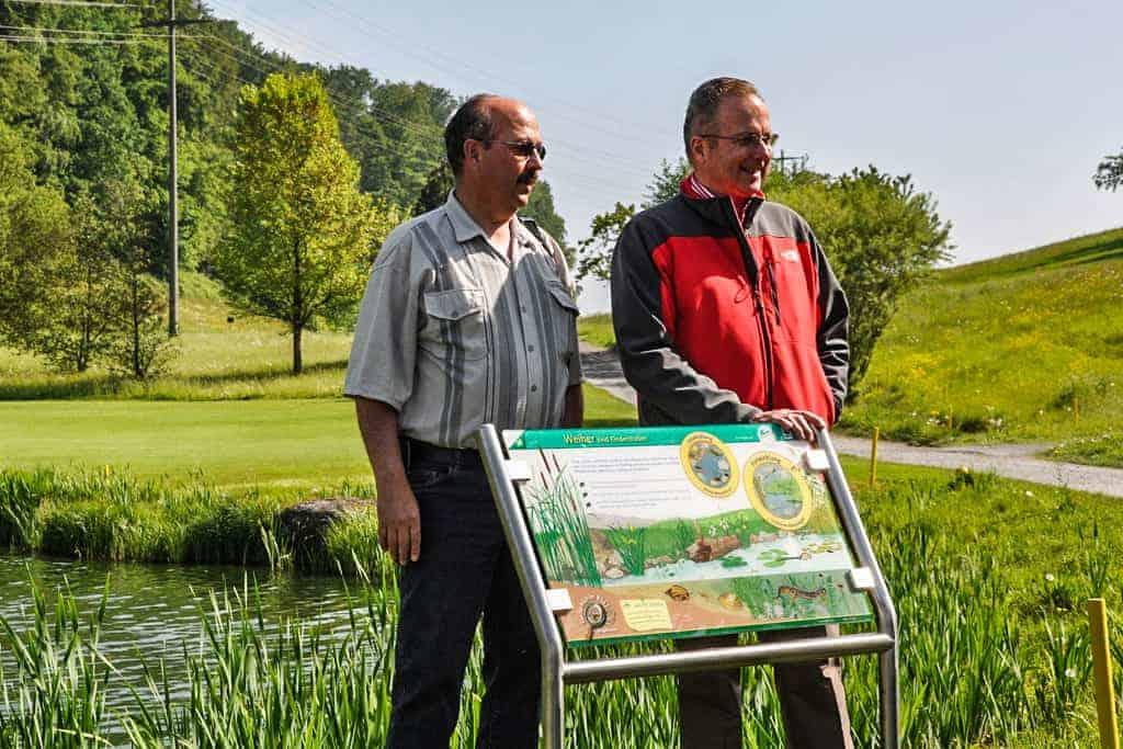 Ökologische Begleitung Golfplatz Küssnacht 4
