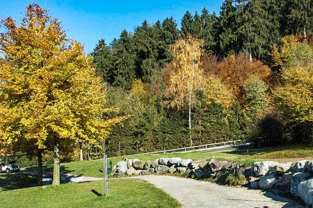 Ökologische Begleitung Golfpark Zürichsee 10