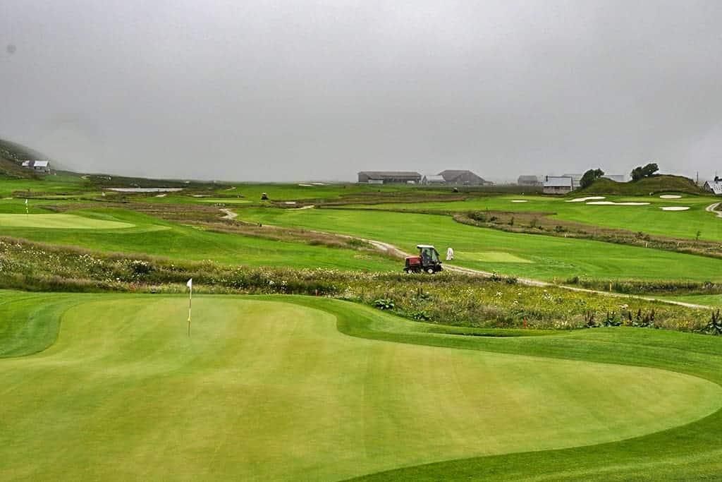 Ökologische Begleitung Golfplatz Andermatt 4