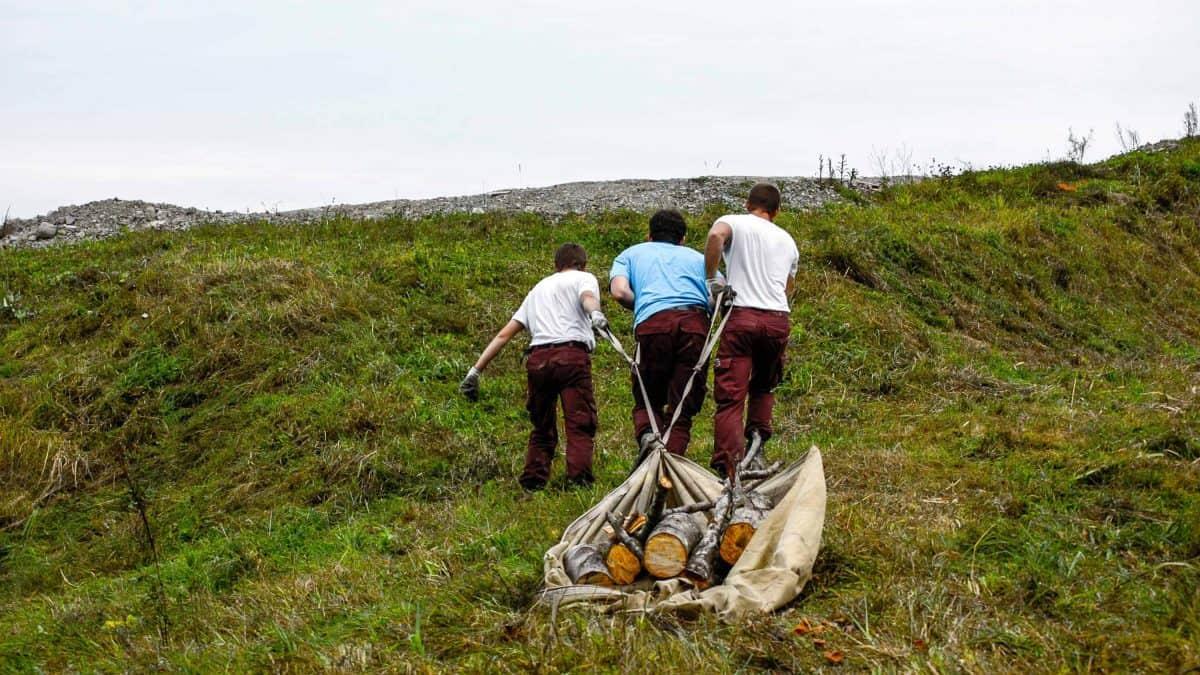 Stiftung Lebensraum Linthebene: Zivildienst im Naturschutz 2