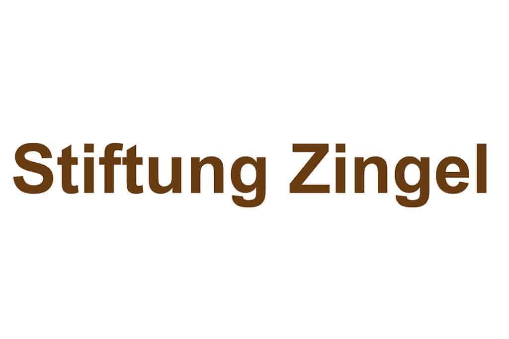 Logo der Stiftung Zingel