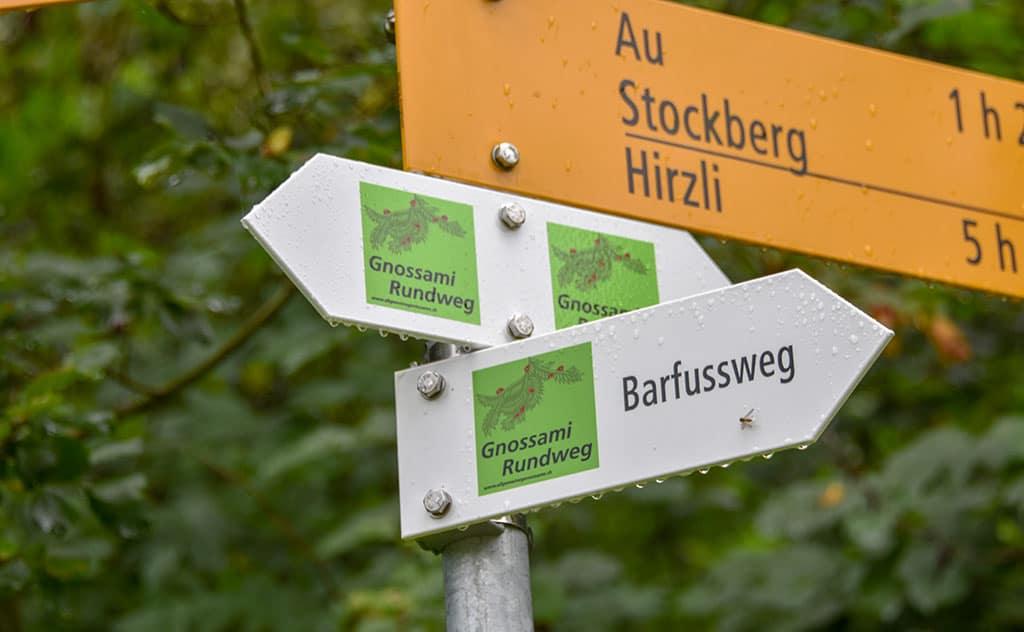 Gnossami Rundweg Reichenburg 1