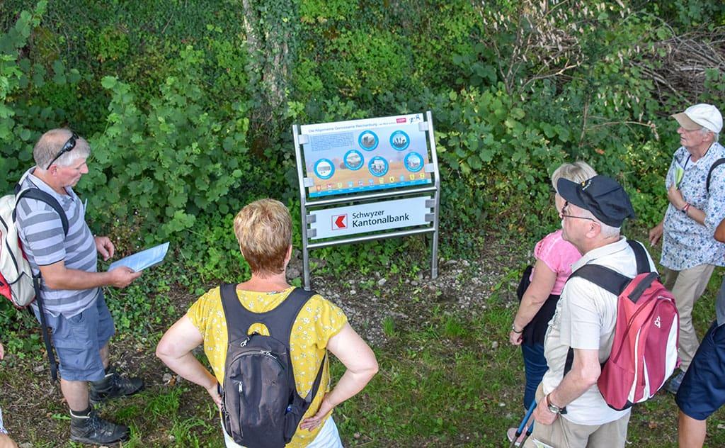 Gnossami Rundweg Reichenburg 4
