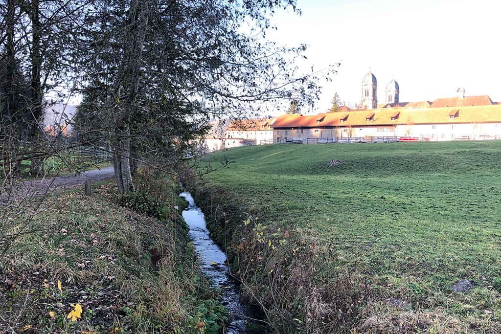 Revitalisierung Johannisbächli Einsiedeln 5