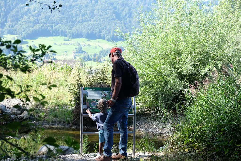 Infotafeln Natur & Naturschutz 14