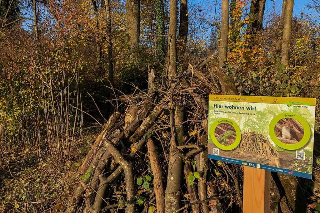 Infotafeln Natur & Naturschutz 25
